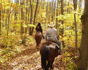 Horseback Riding Trails